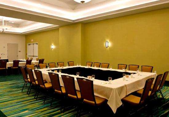 SpringHill Suites Huntsville Downtown: Redstone Ballroom - Conference Setup