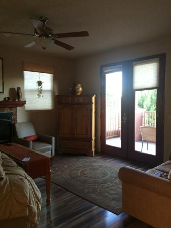 Alma de Sedona Inn Bed & Breakfast: del sol