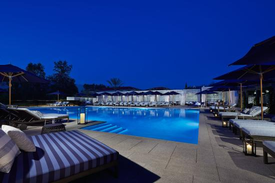 Ojai Valley Inn & Spa: Indigo Pool