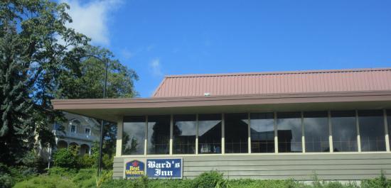 Best Western Bard's Inn, Ashland, Oregon