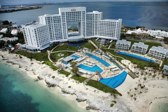 Nice Hotel So Far Review Of Riu Palace Peninsula Cancun Mexico Tripadvisor