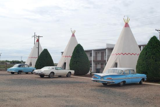Wigwam Motel: WigWams