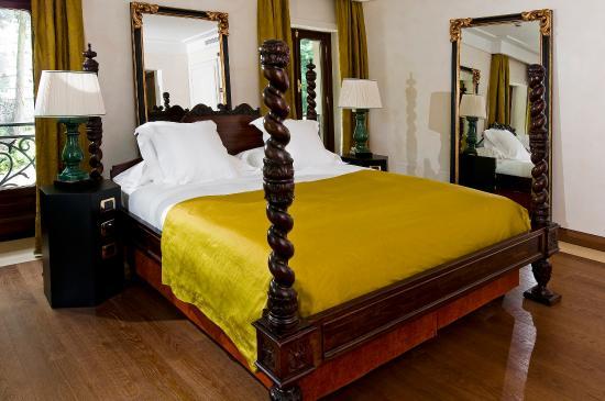 Casta Diva Resort & SPA: Suite Bedroom Villa Roccabruna