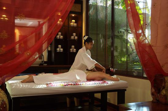 Jamahkiri Resort & Spa: Spa