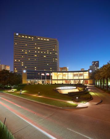 Royal Sonesta Houston Galleria : Exterior - Night