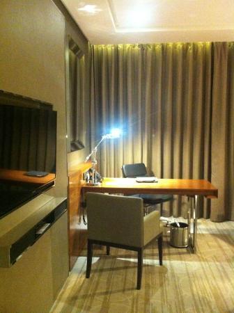 Working desk corner in my room