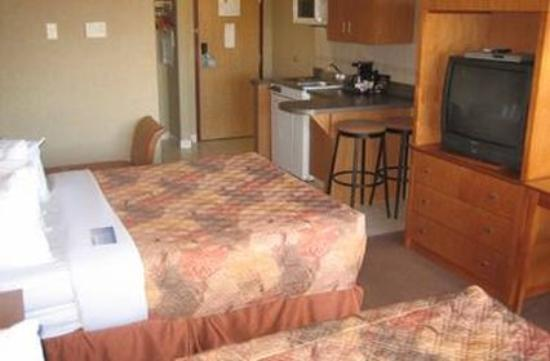Provost, Kanada: Guest Room