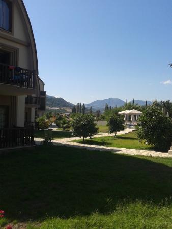 Kumluca, Turkey: Bahçe
