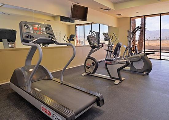 Quality Inn & Suites: Exercise