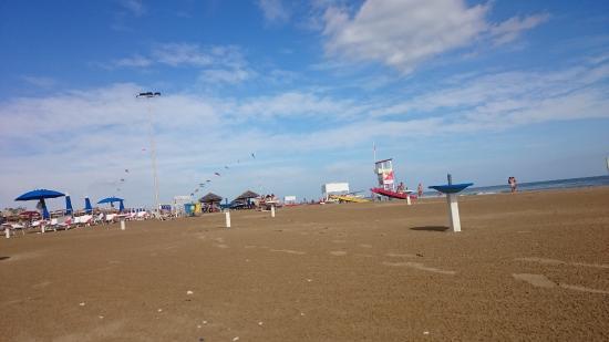 Residence Igea : Pláž