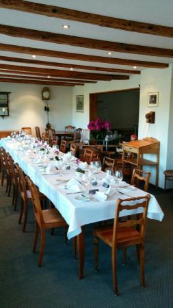 Blume Restaurant