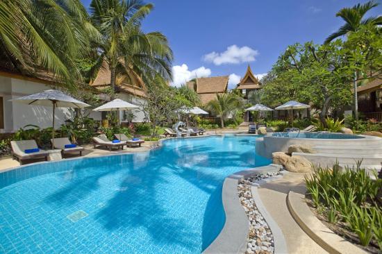 Thai House Beach Resort Lamai Beach Thailand