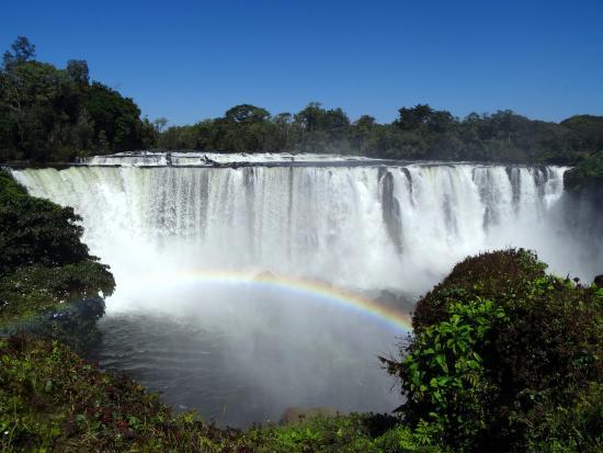 Zambiya: Lumangwe Falls