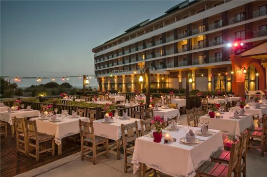 Voyage Belek Golf & Spa: ElaEla - A la carte Restaurant