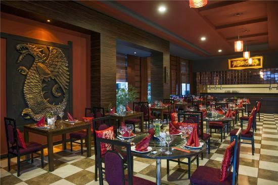 Voyage Belek Golf & Spa: YakiYaki - A la carte Restaurant