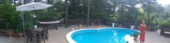 Bed & Breakfast Etnahouse: la piscina