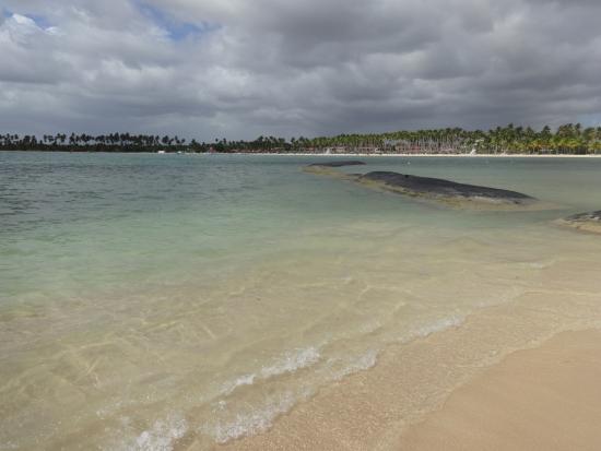El Soco, Republik Dominika: la plage un peu plus loins de l'hôtel