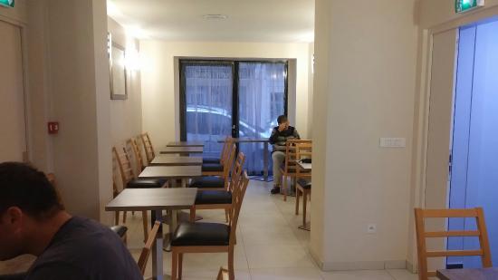 Hotel du Chemin vert Paris : Il nostro soggiorno