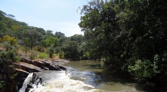 Mbala, Zambia: Kalambo falls