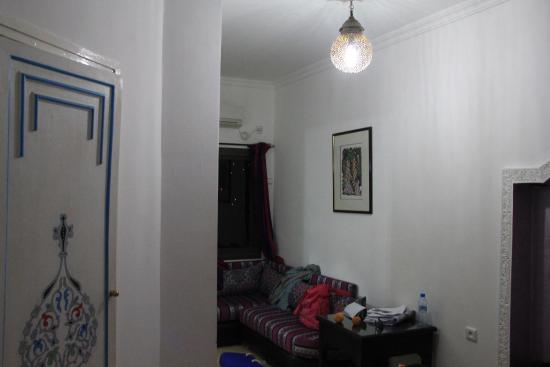 Hotel Parador: комната в отеле