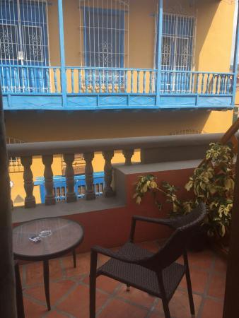 Mi Habitación Y Terraza En Casa Rosada Boutique Hotel