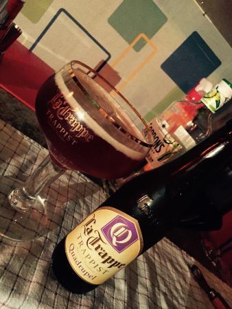 Wevelgem, بلجيكا: Fine Trappist beers 👌