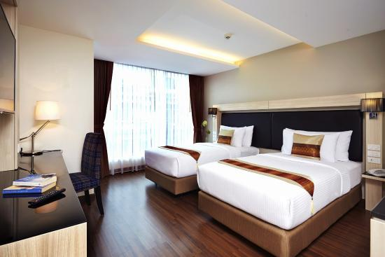 CityPoint Hotel: Deluxe Twin