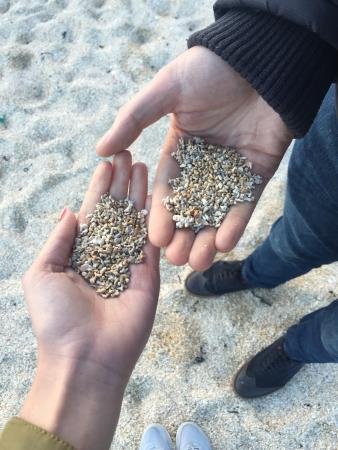 Carraroe, Irlanda: Sand