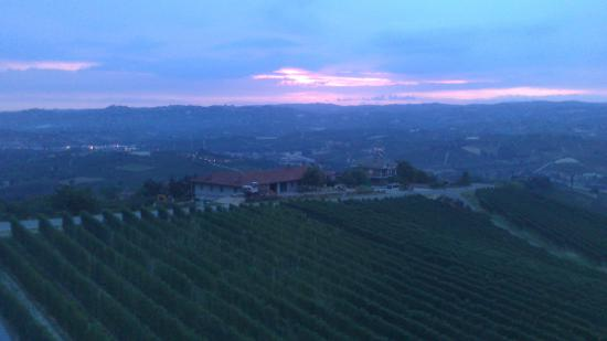 Agriturismo Albachiara : vista camera ore 06,30 Alba.....chiara
