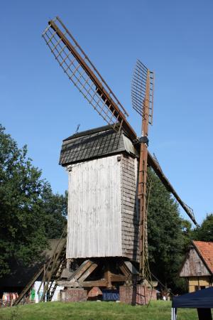 Mühlenhof-Freilichtmuseum: Mühlenhof