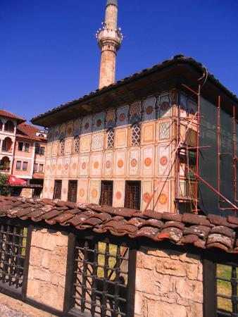 Tetovo, Republic of Macedonia: İshak Bey Camisi