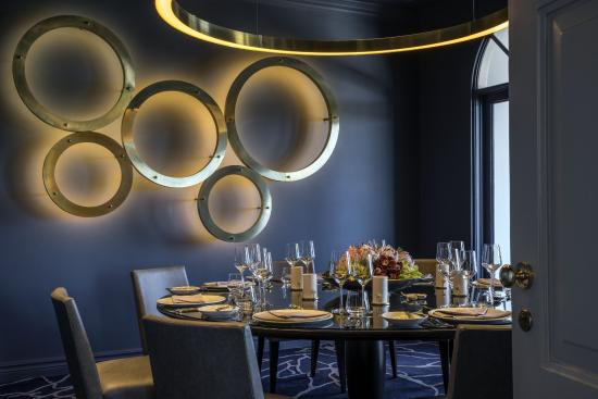View Restaurant Private Dining Room At