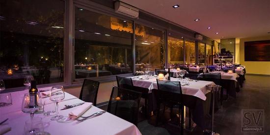 Alex Ristorante: interno ristorante