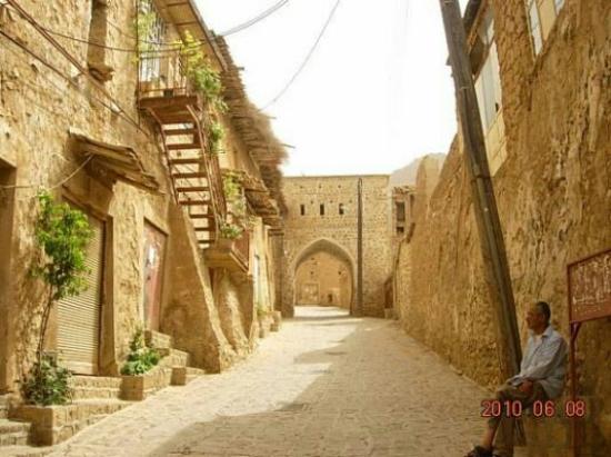 Shiraz, Irán: Ghalat