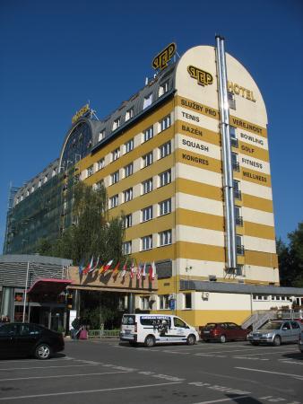 Wellness Hotel Step Prague