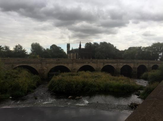 Chantry Chapel of St Mary: chantry and bridge
