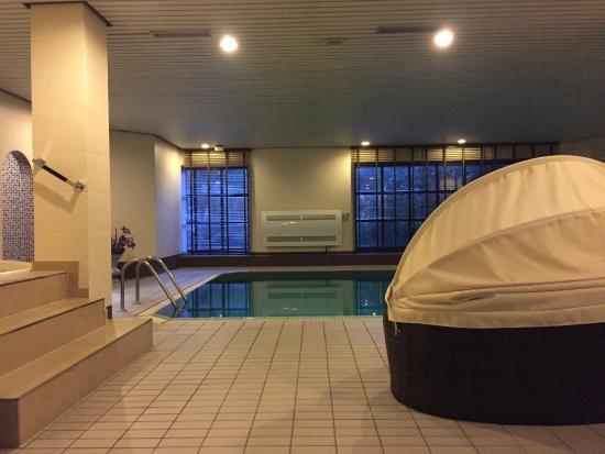 Ringhotel Nassau Oranien: Wellnessbereich, Hallenbad