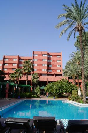Marrakech Hotel Golden Tulip Farah