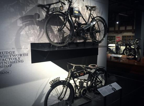 Coventry, UK: bikes