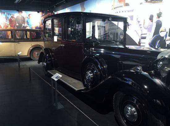 โคเวนทรี, UK: Royal car