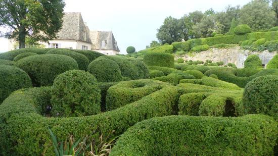 Jardin suspendu picture of les jardins de marqueyssac for Jardin suspendu