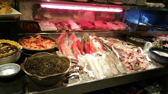 Tian Yuan Seafood Restaurant