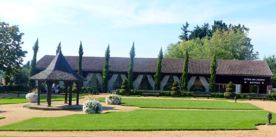les jardins du manoir deyrignac entre des jardins deyrignac - Jardin D Eyrignac