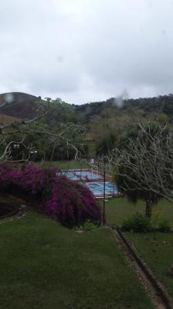 Hotel Fazenda Boa Vista: Vista do quarto