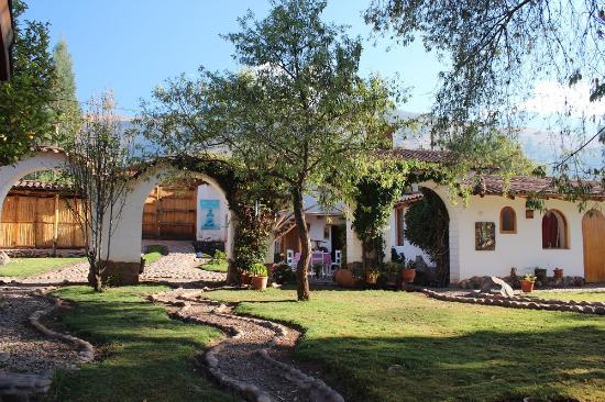 Madre Tierra Resort Sacred Valley : Main Building
