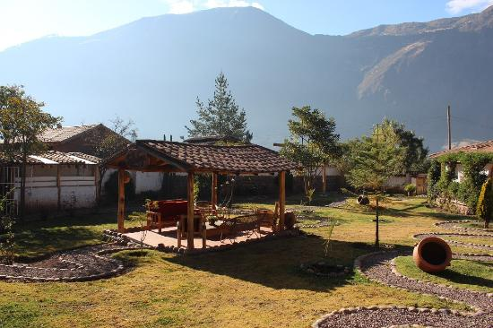 Madre Tierra Resort Sacred Valley : Garden