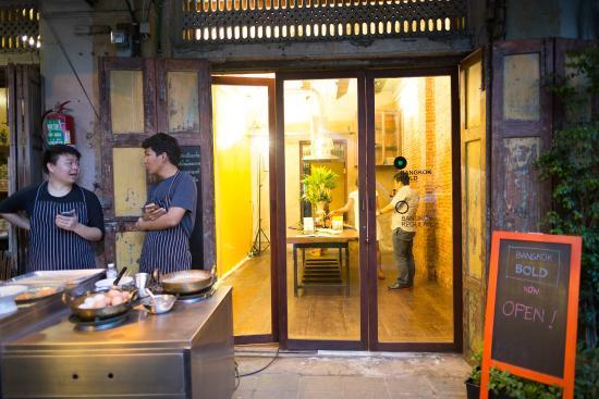 Bangkok Bold Cooking Studio