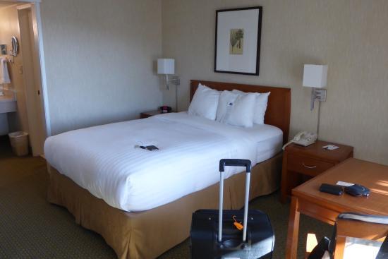 Vagabond Inn - Glendale: Room