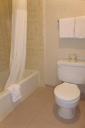 Vagabond Inn - Glendale: Bathroom