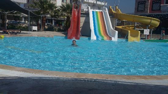 Yalı Castle Aquapark - Picture of Yali Castle Aquapark ...